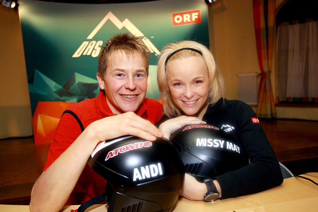 Andi Goldberger und Missi May