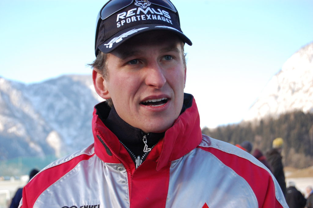Andi Aigner, Rallye-Weltmeister 2008 (PWRC)