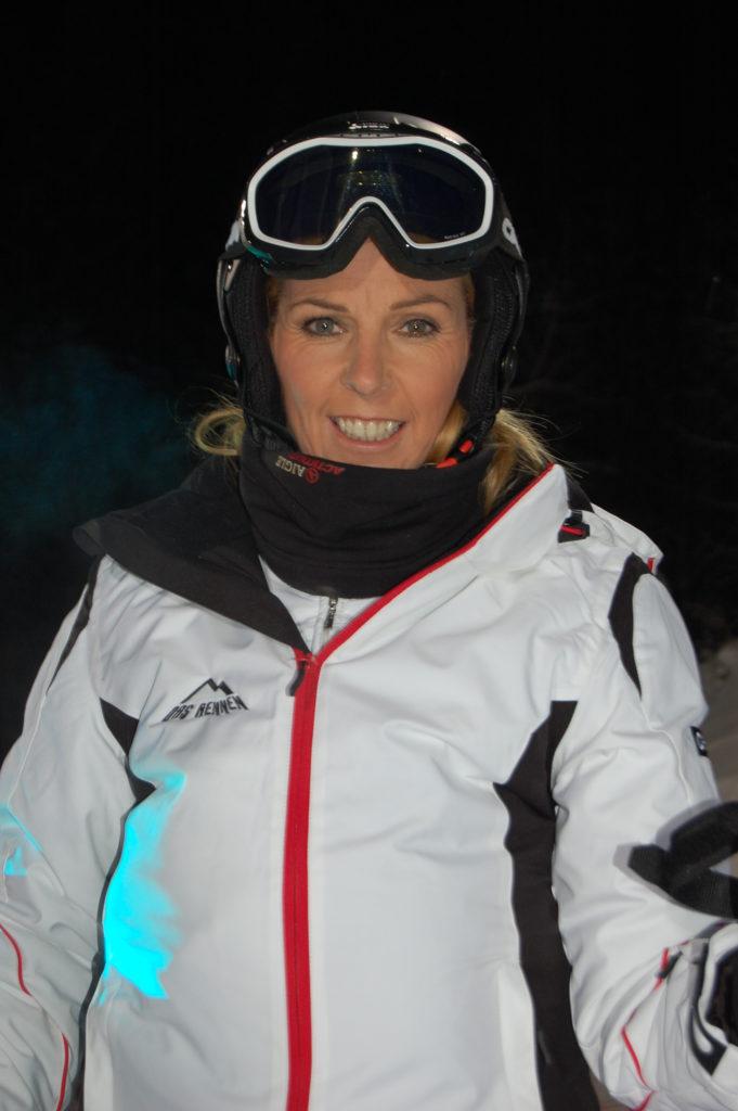 Anita Wachter, ehemalige österreichische Skirennläuferin