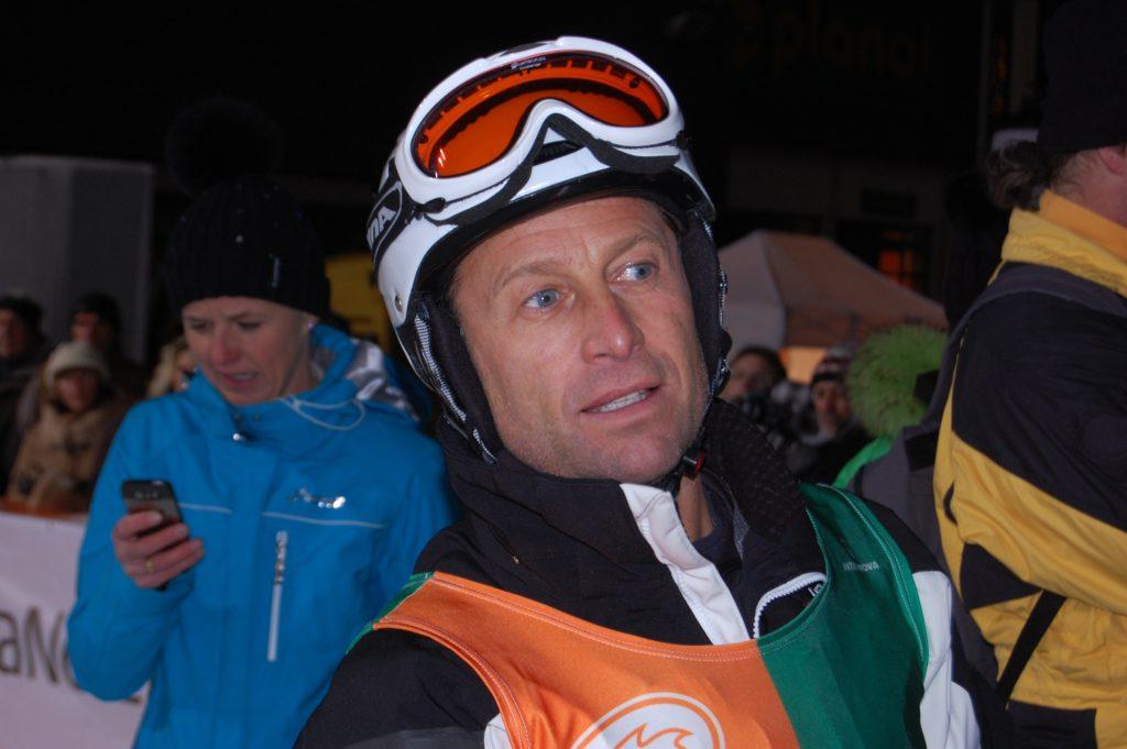 Hans Enn, ehemaliger österr. Skirennfahrer