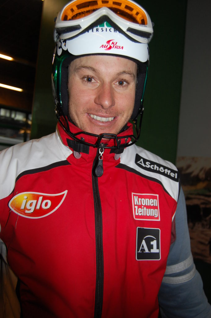 Manfred Pranger, ehemaliger österr. Skirennläufer