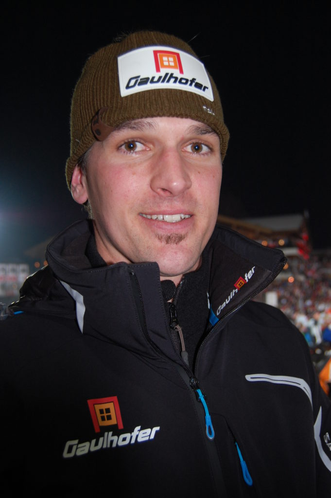 Matthias Lanzinger, ehemaliger österr. Skirennläufer