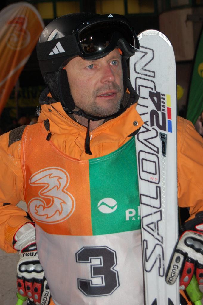 Michael Tritscher, ehemaliger österr. Skirennläufer