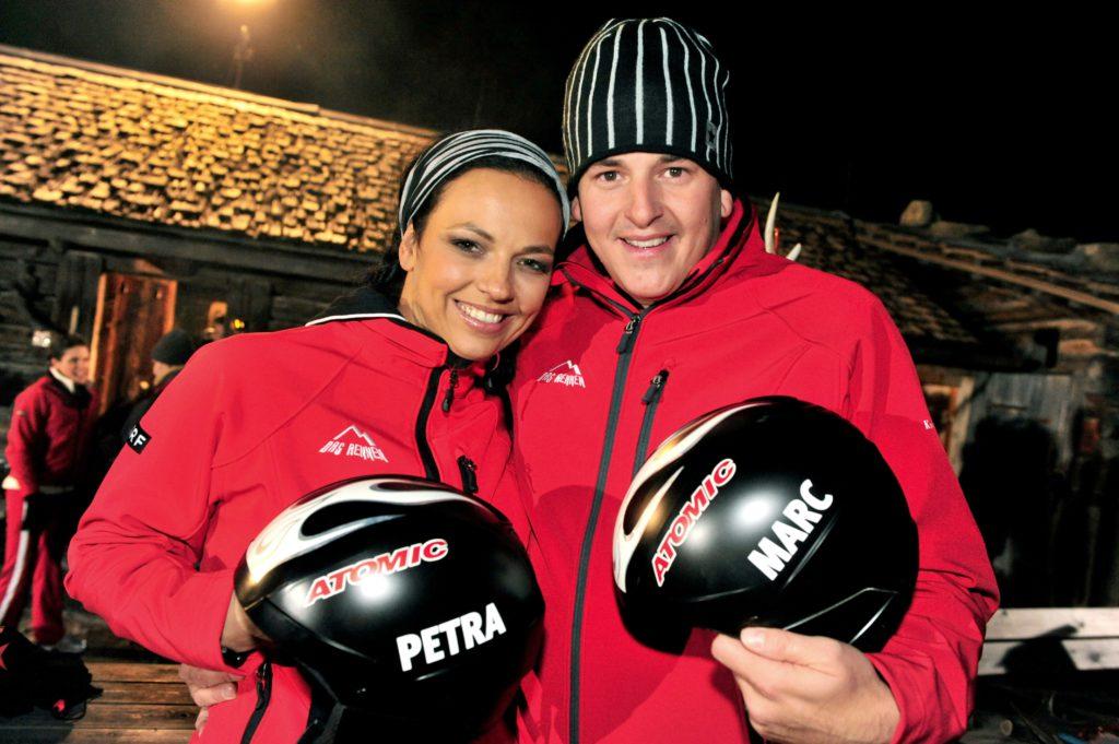 Sängerin Petra Frey und Musiker Marc Pircher