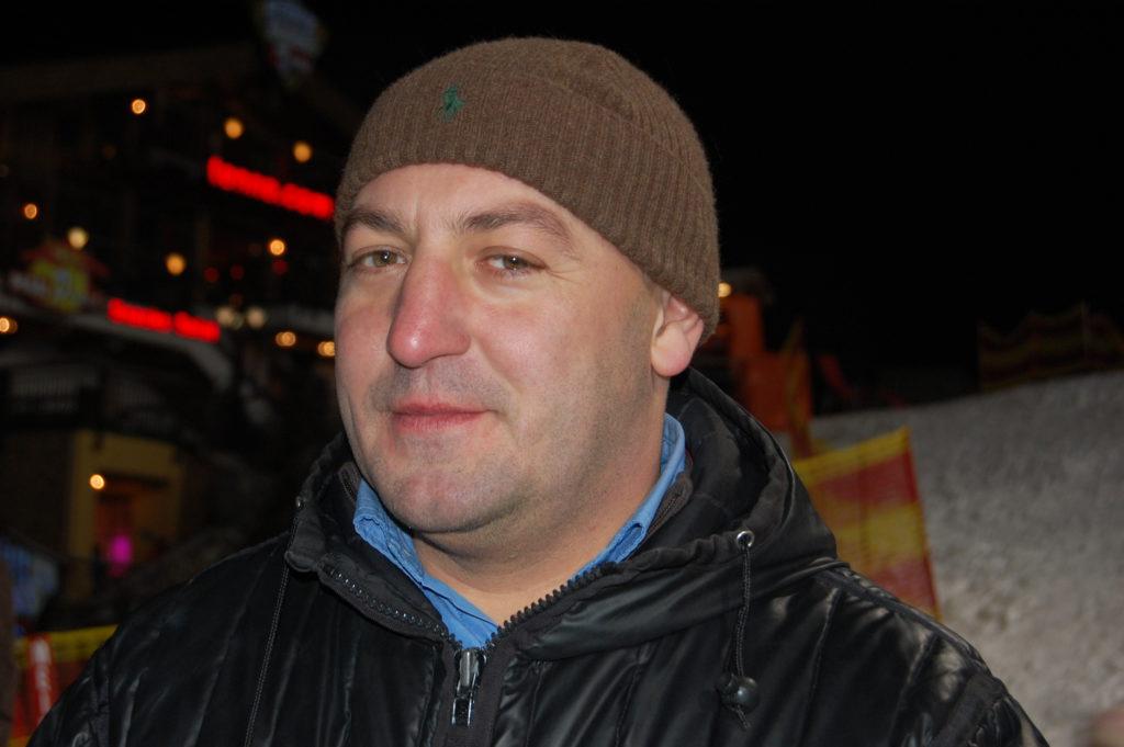 """Seyffenstein"" Rudi Roubinek"